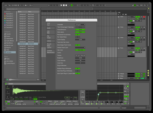 Sage Theme for Ableton 10 by Sonderlust