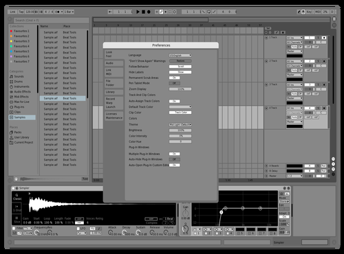 Ableton Theme for Ableton 10 by Fuji