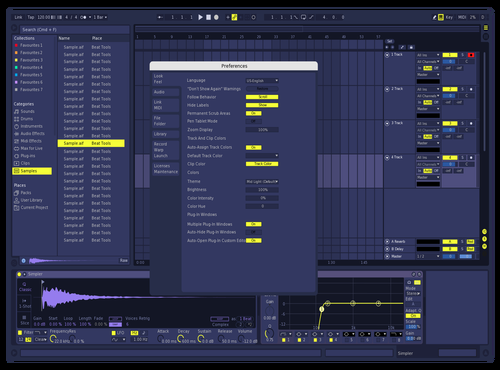PRPL Theme for Ableton 10 by david