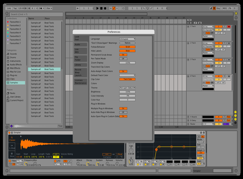 9twist Theme for Ableton 10 by harry