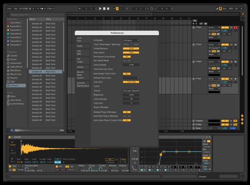 Timofey Theme for Ableton 10 by Timofey