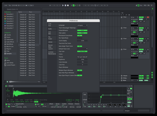 Green Theme for Ableton 10 by LykanDaOne