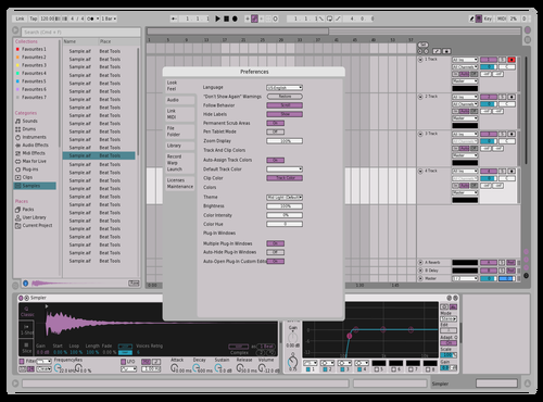 Foda dimais xota dengosa Theme for Ableton 10 by rodrigo