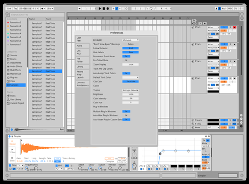 MorningEnhanced Theme for Ableton 10 by Brother Xah