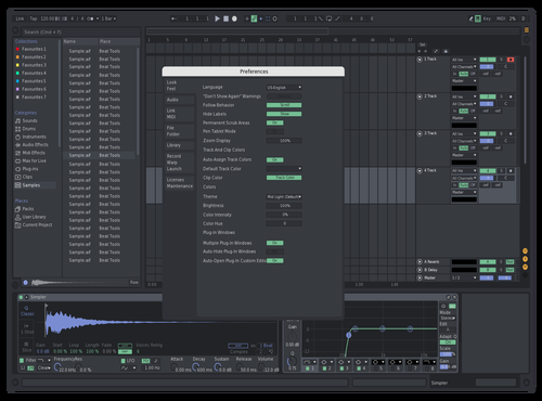 Discord Theme for Ableton 10 by Walid Jabri