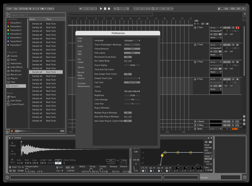 ColdBeat Theme for Ableton 10 by coldbeat