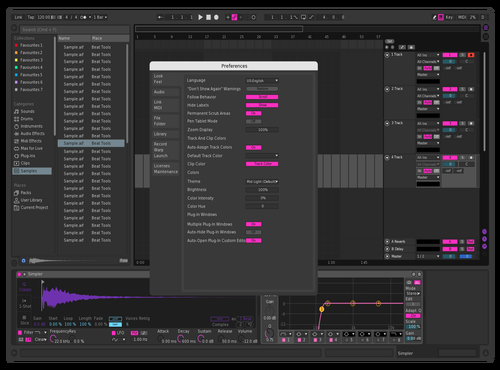 Crow Themes Theme for Ableton 10 by ojas