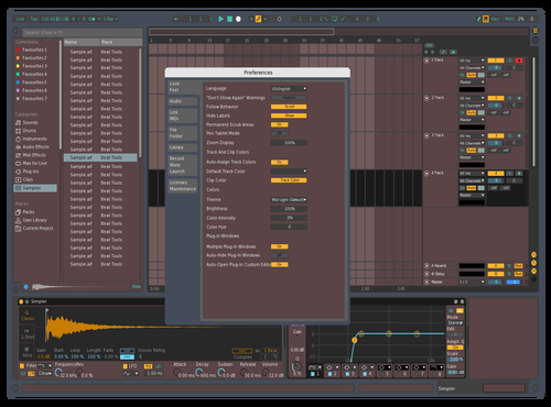 PotiMK3 Theme for Ableton 10 by dave