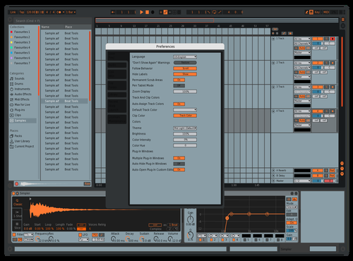 Morph Theme for Ableton 10 by david