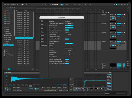 Dark Virtual Riot Theme Theme for Ableton 10 by 許凱軒