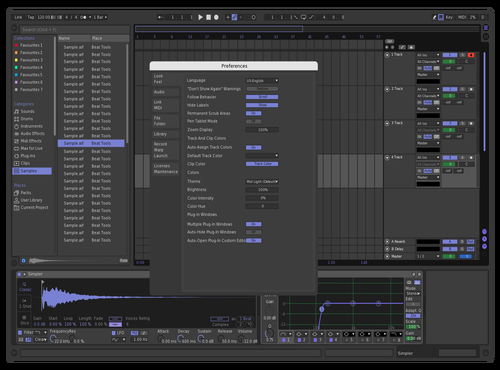Walters_Discord_Themes_1 Theme for Ableton 10 by Axel Walters