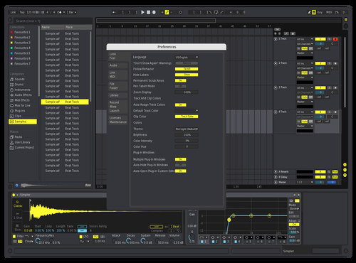 ABCUB Theme for Ableton 10 by david