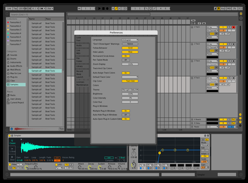 Drb Theme for Ableton 10 by Aleksey