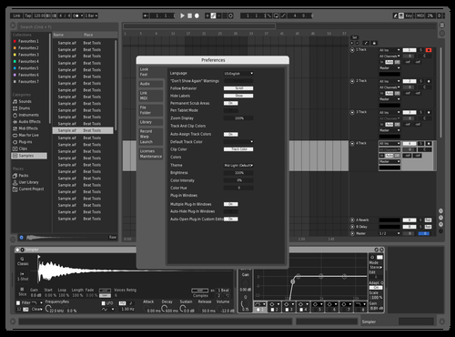 Yeah Theme for Ableton 10 by kevin