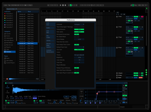 Cylume - Dark Theme for Ableton 10 by Cylume