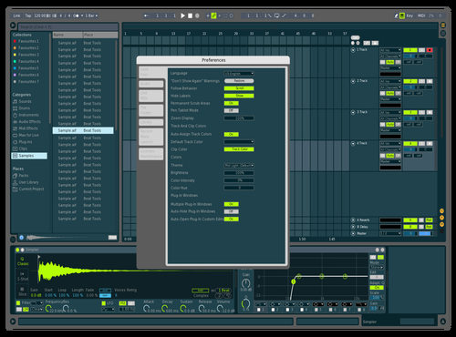 FL Studio Theme for Ableton 10 by arson