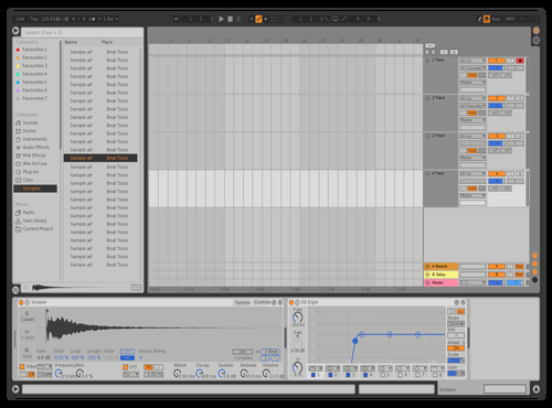 Massive X Theme for Ableton 10 by Ableton Themes