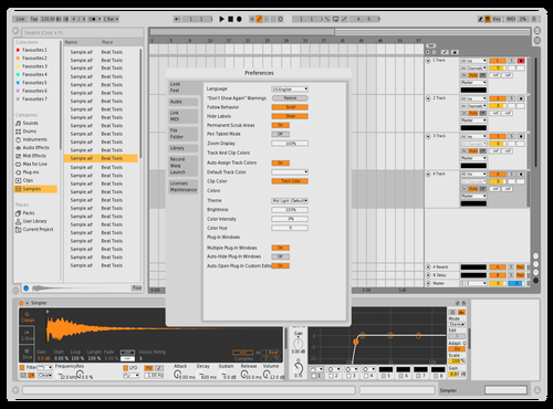 #LIGHT_Abl10_Light_White_Abl9 Theme for Ableton 10 by flaviodutra