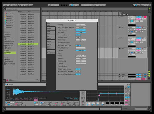 KIT KAT Theme for Ableton 10 by Lucas