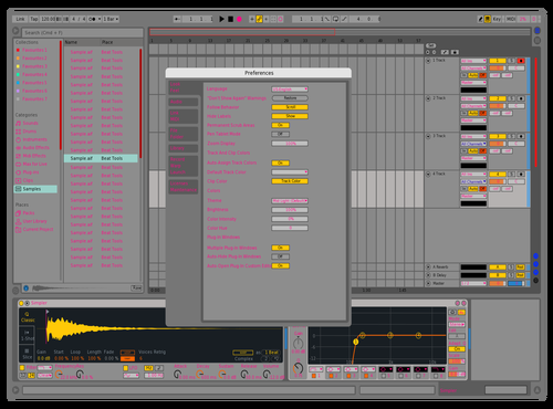Gh Theme for Ableton 10 by Jorge Garcia