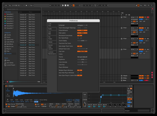 Logic X Theme for Ableton 10 by Tejan sahu