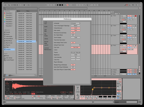 Better Theme for Ableton 10 by eric