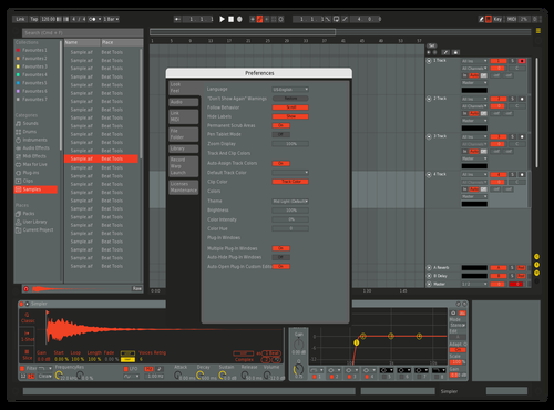 Rol Theme for Ableton 10 by ZH