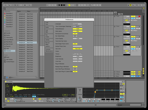2020 ESPECIAL EDITTION Theme for Ableton 10 by EDUARDO
