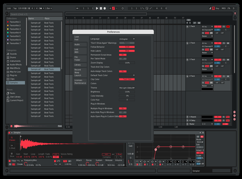 Decker// Theme for Ableton 10 by Decker//