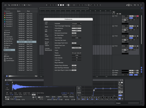 Discord Theme for Ableton 10 by Reaver