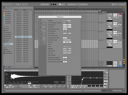 Colorblind? Theme for Ableton 10 by uchini