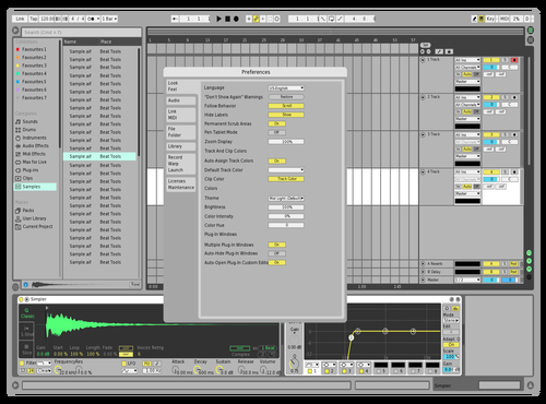 Shadow Theme for Ableton 10 by shumail