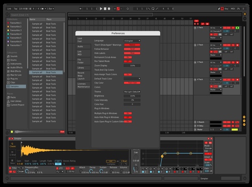 T03 Theme for Ableton 10 by Con