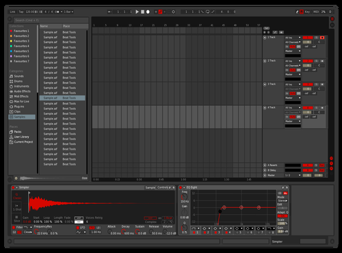RT THEME Theme for Ableton 10 by gionni