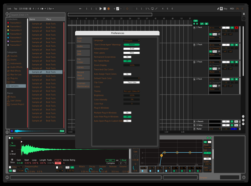 MrPhillipka Skin Theme for Ableton 10 by MrPhillipka
