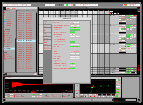 Nick Lrs Theme for Ableton 10 by Nick Lrs