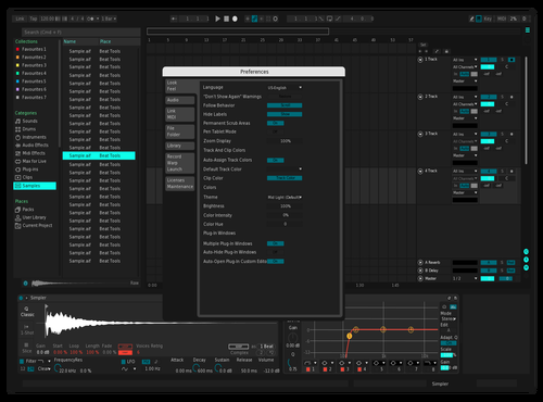 Red19_one Theme for Ableton 10 by RED19