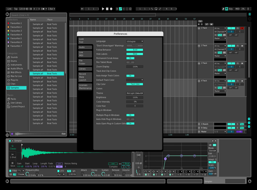 Cubase Theme for Ableton 10 by wangqi970208