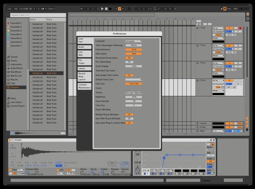 Massive X Better Theme for Ableton 10 by Rick