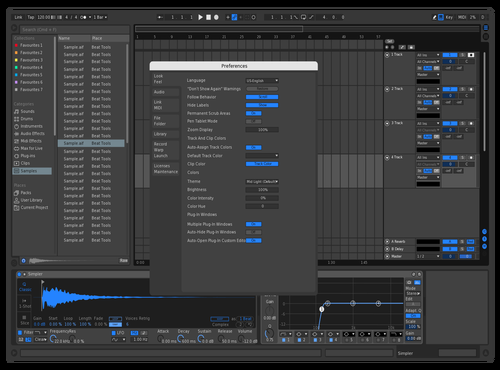 Steuter Theme for Ableton 10 by Steuter