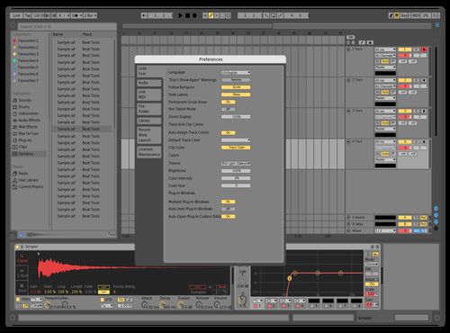 ? Theme for Ableton 10 by erfan
