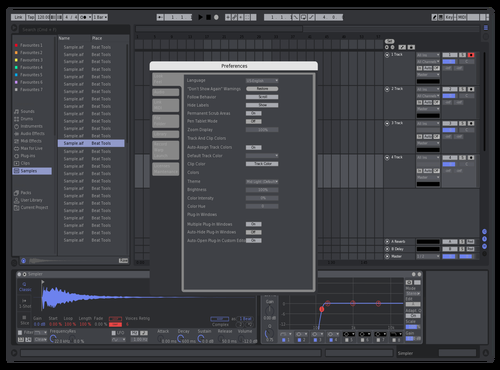 Discord Theme for Ableton 10 by xkinsey