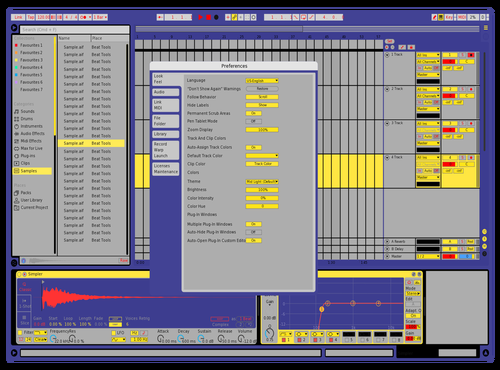 Focusrite Theme for Ableton 10 by david zuppo