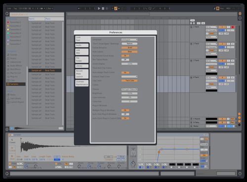Massive X 2 Theme for Ableton 10 by hamza