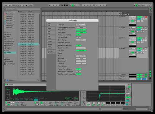 Prototype 2,0 Theme for Ableton 10 by CryoniK