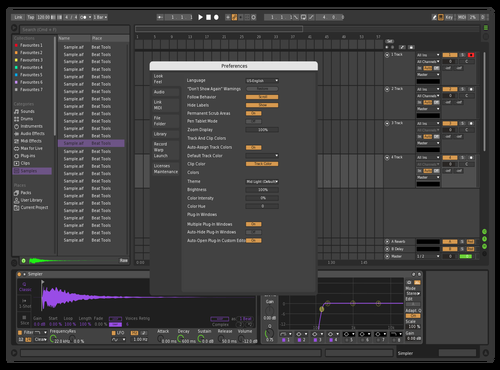 STO1K Theme for Ableton 10 by lord-cabot
