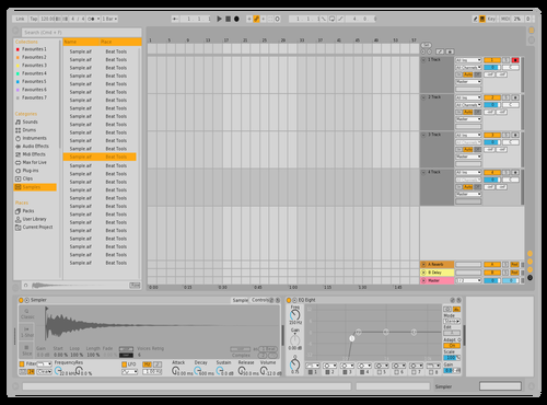 Lightness Theme for Ableton 10 by Ableton Themes