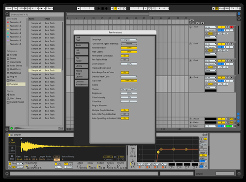 Prodreams  001 Theme for Ableton 10 by Anuj