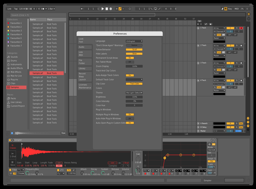 REDI Theme for Ableton 10 by Aniketh