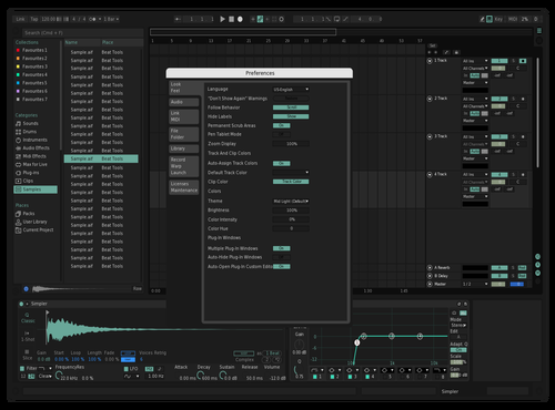 Reach Theme for Ableton 10 by Reach
